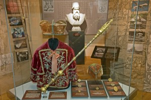 Insignien Stadtmuseum